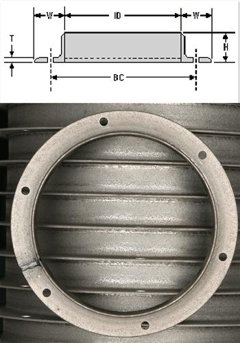 Angle Rings : Albina Co , Inc