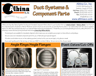 Duct Systems & Component Parts Brochure
