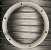 """Picture of 3"""" ANGLE FLANGE A36 (with holes)"""