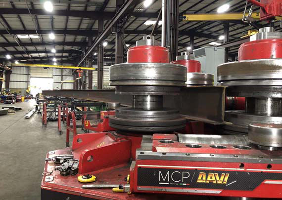 Picture for category Beam & Wide Flange