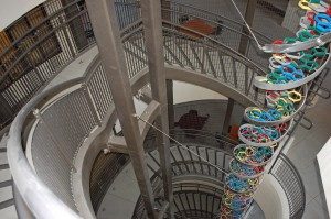 spiral staircase modesto junior college3